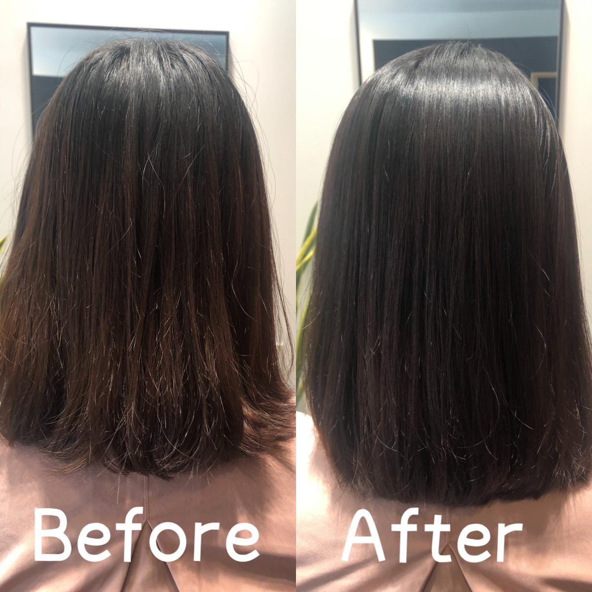 伸びる 遅い 髪の毛 の